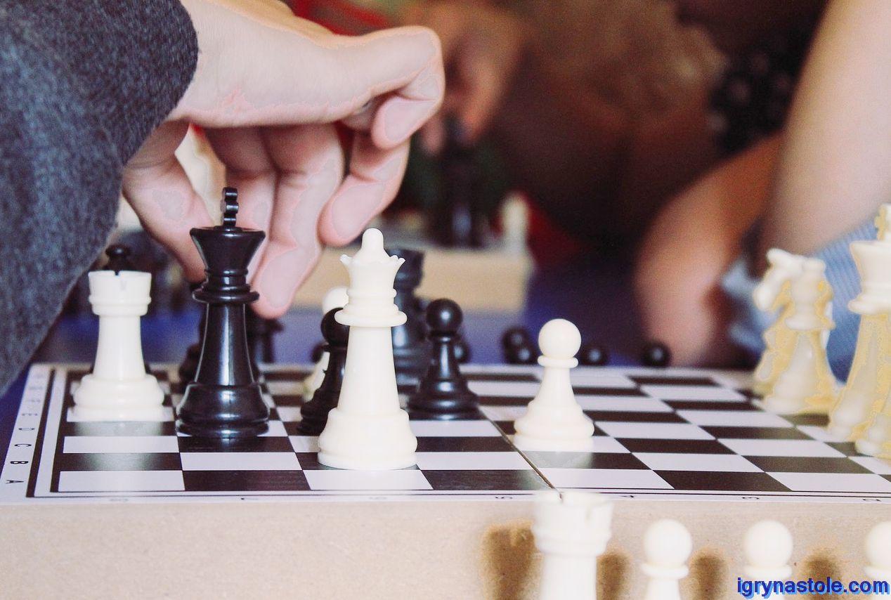 когда появились шахматы
